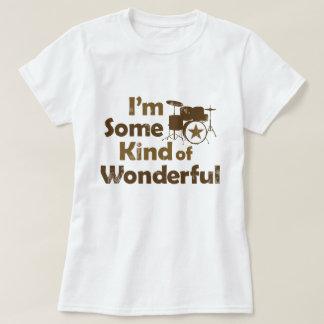 I'm Some Kind of Wonderful Retro Graphic T-Shirt
