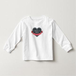 I'm sorry girls Mom is my Valentine Toddler T-shirt