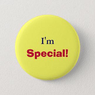 I'm, Special!-Button 2 Inch Round Button