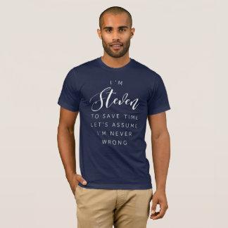 I'm Steven T-Shirt