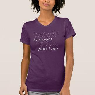 """I'm Still Waiting"" Queer/Questioning T-Shirt"