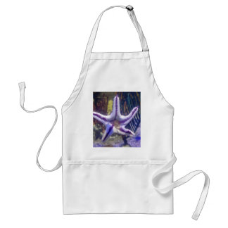 I'm stuck on you starfish standard apron