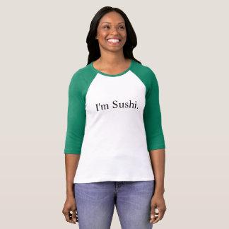 I'm Sushi Premium T-Shirt Foodie Gift Men Women