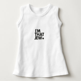 I'm That Jew Baby Dress