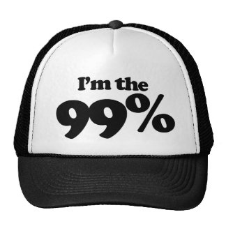 I'm the 99% trucker hat