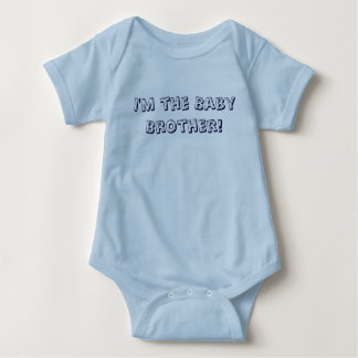 I'm the Baby Brother! Baby Bodysuit