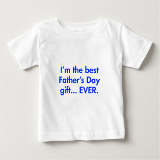 Im-the-best-fathers-day-gift-fut-blue.png T Shirts