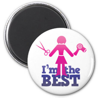 I'm the best ! magnet