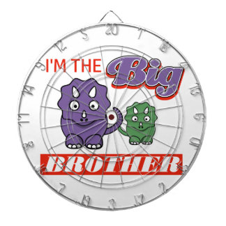 I'm the Big Brother designs Dartboard