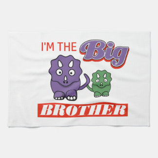 I'm the Big Brother designs Kitchen Towel