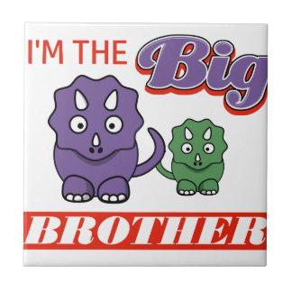 I'm the Big Brother designs Tile