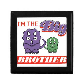 I'm the Big Brother designs Trinket Boxes