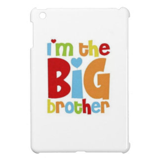 IM THE BIG BROTHER iPad MINI CASES