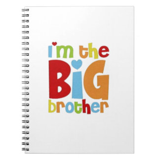 IM THE BIG BROTHER NOTEBOOKS