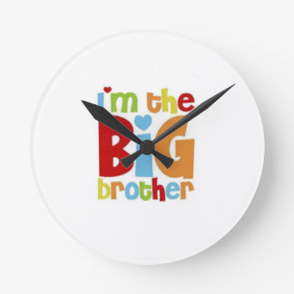 IM THE BIG BROTHER ROUND CLOCK