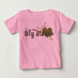 I'm the Big Sis Baby T-Shirt