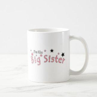 I'm The Big Sister Coffee Mug