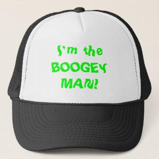 I'm the BOOGEY MAN! Designs By Ché Dean Trucker Hat