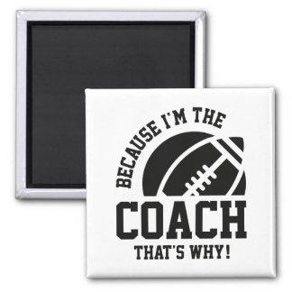 I'm The Coach Magnet