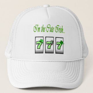 I'm the Cute Irish.. 777 Cap