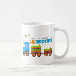 I'm the cutest Lil' Brother Coffee Mug