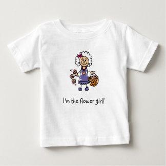I'm the flower girl! shirt