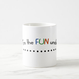 Im the FUN Uncle Coffee Mug