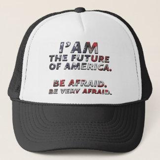 I'M THE FUTURE OF AMERICA  | FUNNY TRUCKER HAT