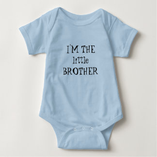 I'M THE little BROTHER Baby Bodysuit