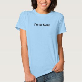 I'm the Nanny Tshirt
