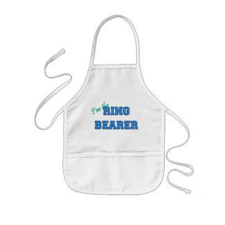 I'm The Ring Bearer Kids Apron