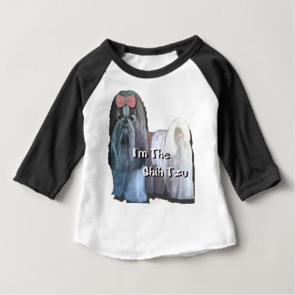 I'm the Shih Tzu Collection Baby T-Shirt