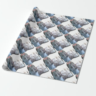 I'm the Shih Tzu Collection Wrapping Paper