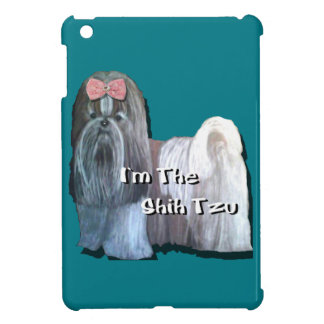 I'm the Shih Tzu - iPad Mini Case