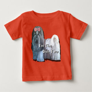 I'm the Shih Tzu - Kid's Tshirt