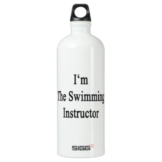 I'm The Swimming Instructor