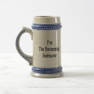 I'm The Swimming Instructor Mug