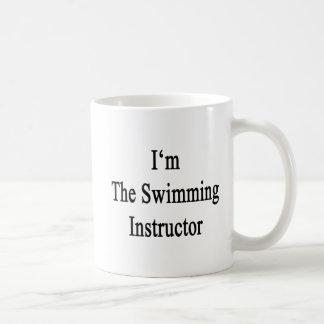 I'm The Swimming Instructor Coffee Mugs