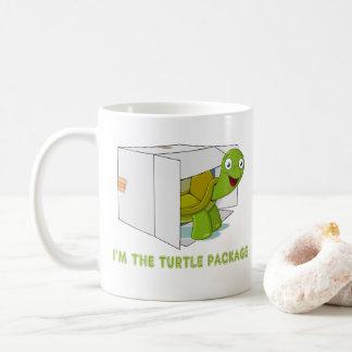 I'm the Turtle Package Animal Pun Mug