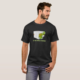 I'm the Turtle Package Animal pun Tee