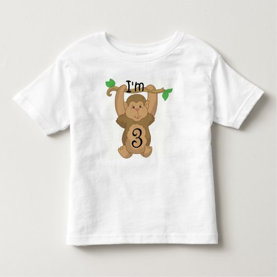 Im Three Toddler T-shirt