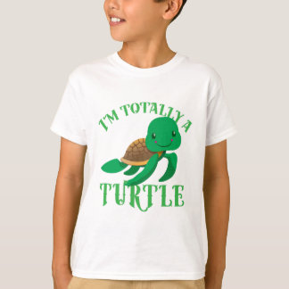 im totally a turtle T-Shirt