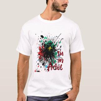 im un artiste t-shirt