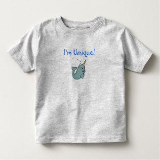 I'm Unique! (Narwhal) Toddler T-shirt