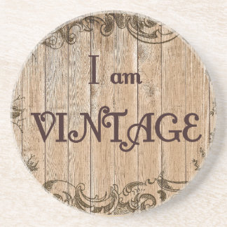 I'm Vintage Coaster