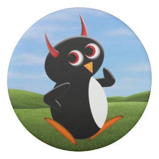 I'm Walking Evil Penguin eraser School Supplies