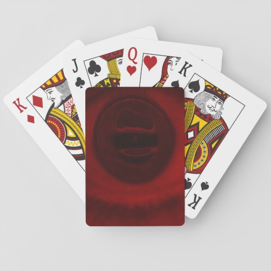 I'm Watching You Poker Deck