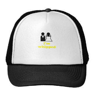 Im Whipped Mesh Hats