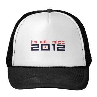 I'M-WIT-MITT TRUCKER HATS