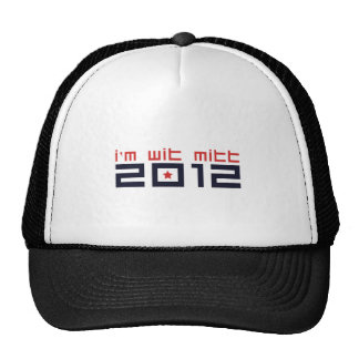 I'M-WIT-MITT MESH HAT